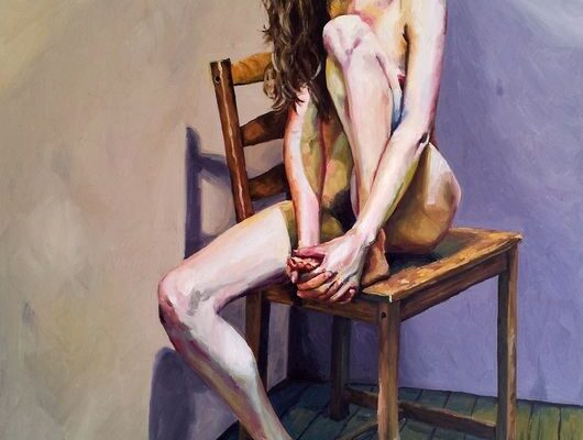 jamesneedham woman in the chair