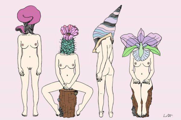 Conheça a arte da ilustradora Layse Almada arte no caos13 - Copia