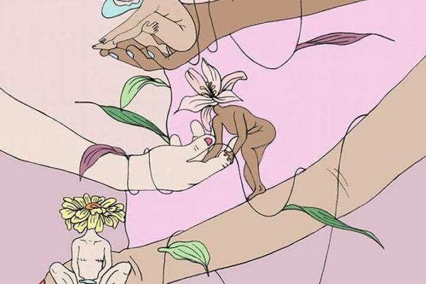 Conheça a arte da ilustradora Layse Almada arte no caos20 - Copia