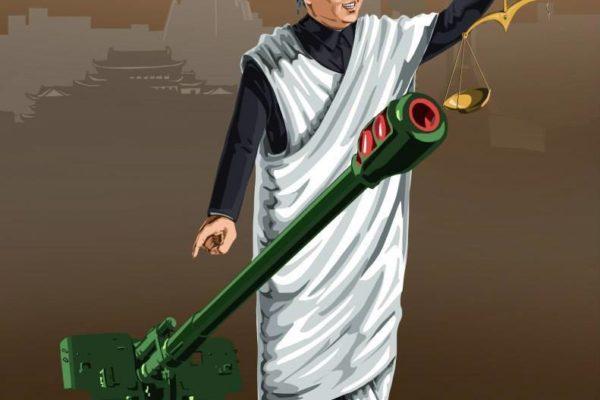 Conheça as artes do cartunista Gunduz Agayev- arte no caos.20