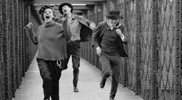 Jules e Jim nouvelle vague arte no caos