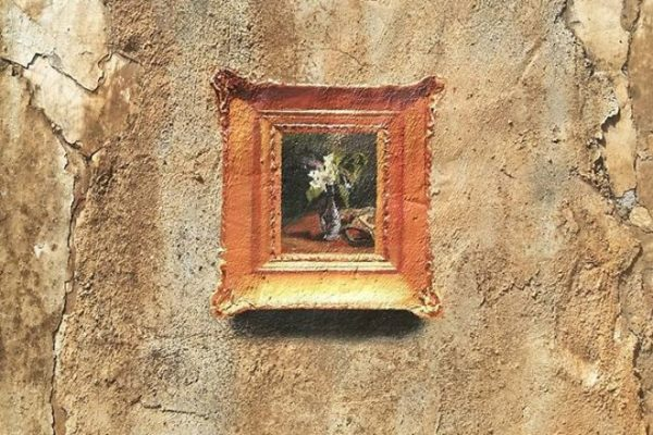 Artista replica pinturas famosas em lugares incomuns e abandonados 10