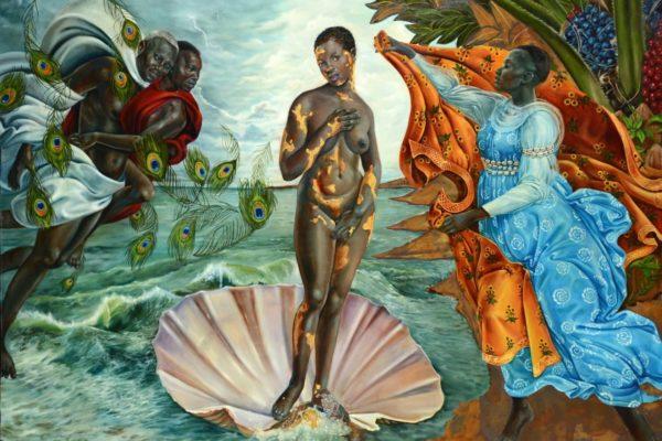 Harmonia Rosales arte no caos