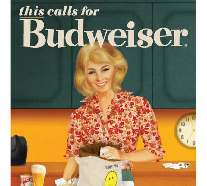 Machismo na publicidade. A marca Budweiser revê o seu discurso