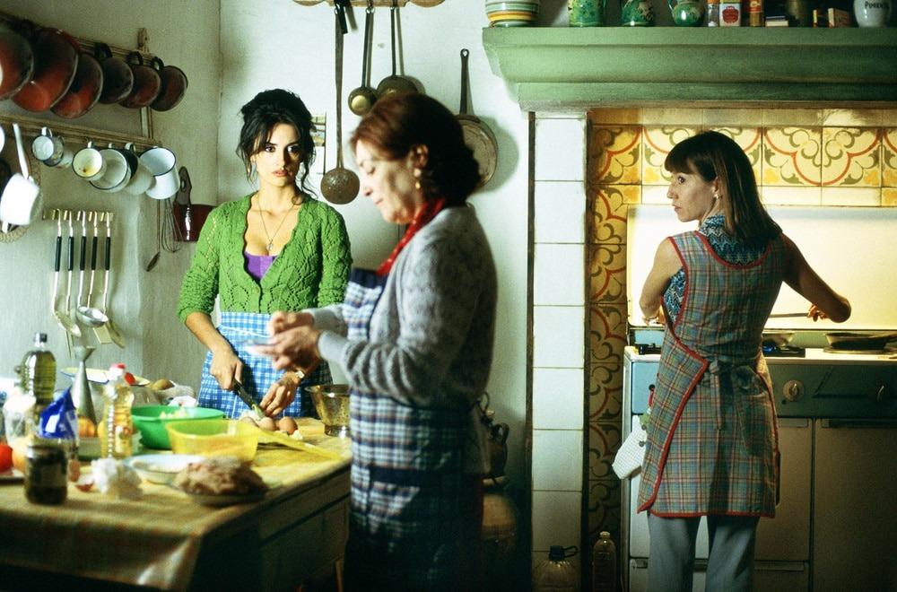 Almodóvar e as cozinhas em seus filmes