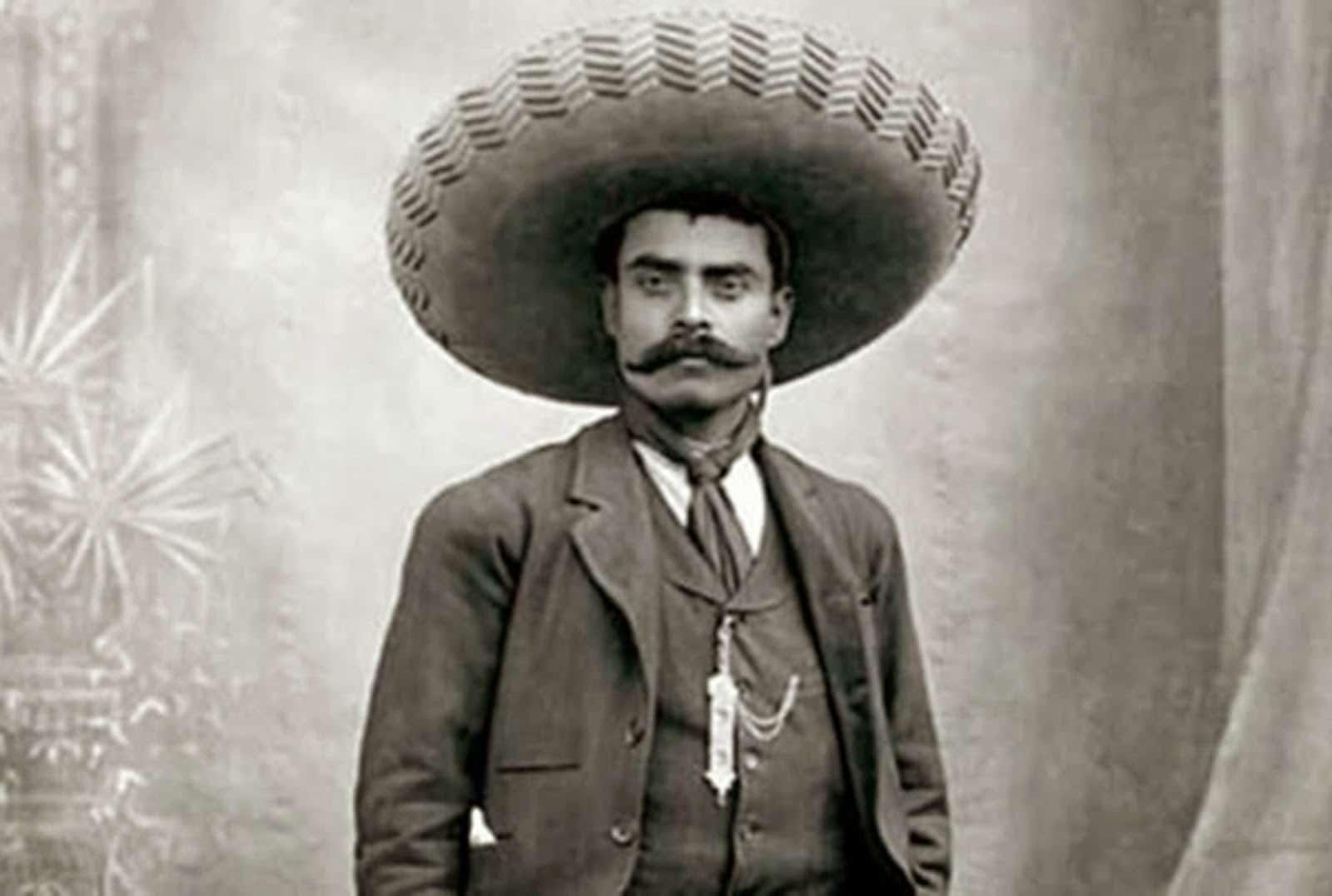 Adeus Zapata. 100 anos da morte de um dos lideres da Revolução Mexicana