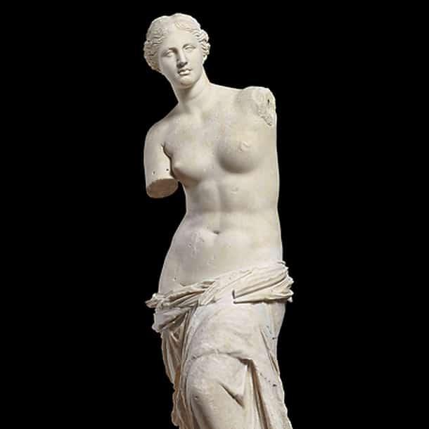 8 de abril, dia da descoberta da Vênus de Milo