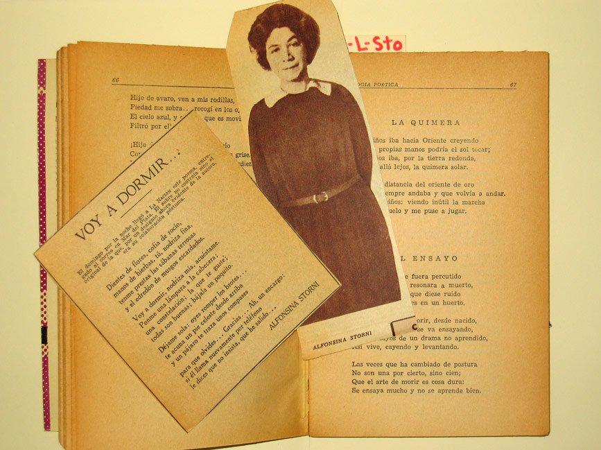 Conheçaa poetisa Argentina Alfonsina Storni. Uma mulher além do seu tempo.